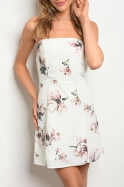 Wild Honey Floral Slip Dress - Product Mini Image