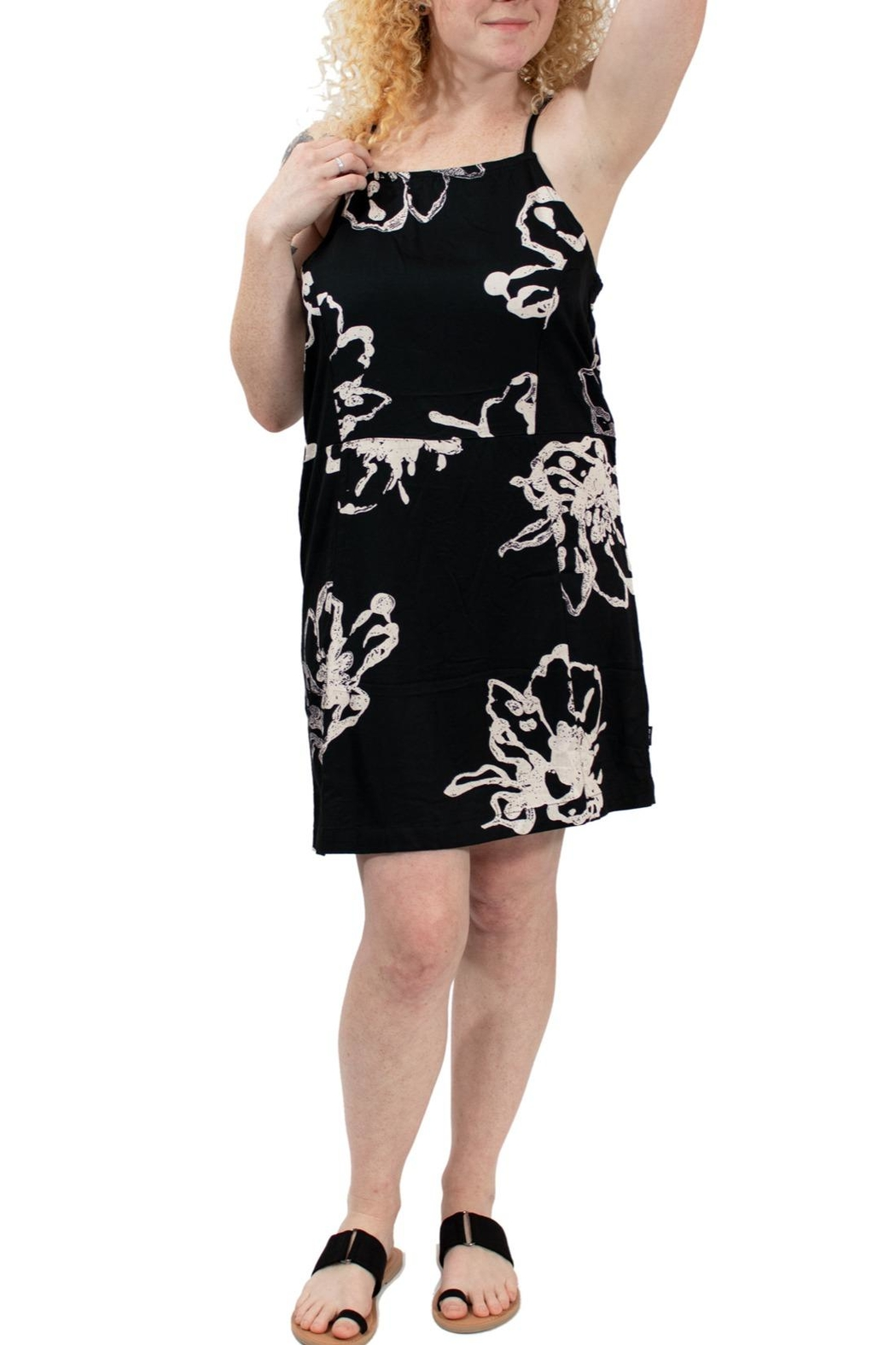 335121957086 RVCA Floral Slip Dress from Mississippi by Wilai Boutique — Shoptiques