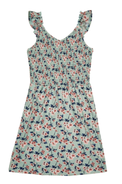 Ally B Floral Smocked Sundress - Product List Image
