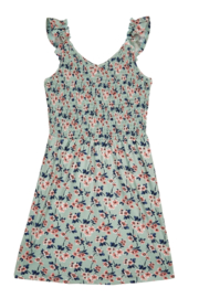Ally B Floral Smocked Sundress - Product Mini Image
