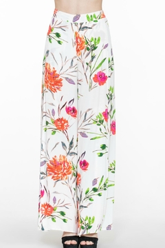 Ark & Co. Floral Split Pant - Product List Image