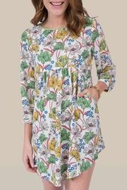 Ivy Jane / Uncle Frank  Floral Spring Tunic - Product Mini Image