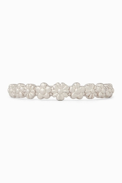 Pura Vida FLORAL STACKING RING - Product List Image