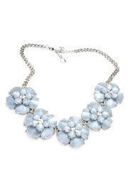 Wild Lilies Jewelry  Floral Statement Necklace - Product Mini Image
