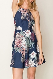HYFVE Floral Sun Dress - Product Mini Image