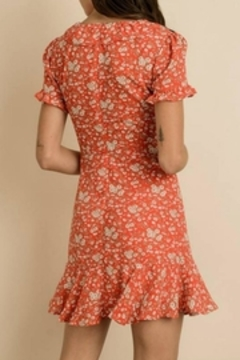 dress forum Floral Surplice Dress - Alternate List Image