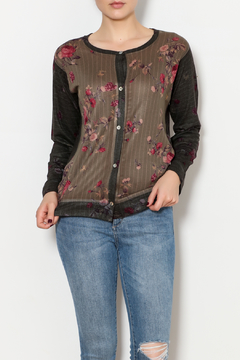 Nally & Millie Floral sweater - Product List Image