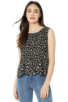 BB Dakota Floral Swing Tank - Product List Image