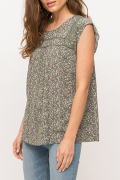 Mystree Floral Swing Top - Product List Image