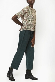 Compania Fantastica Floral T Shirt - Side cropped