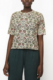 Compania Fantastica Floral T Shirt - Front cropped