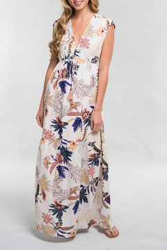 Lovestitch Floral Tiered Maxi - Alternate List Image