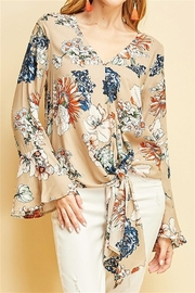 Entro Floral Top - Product Mini Image