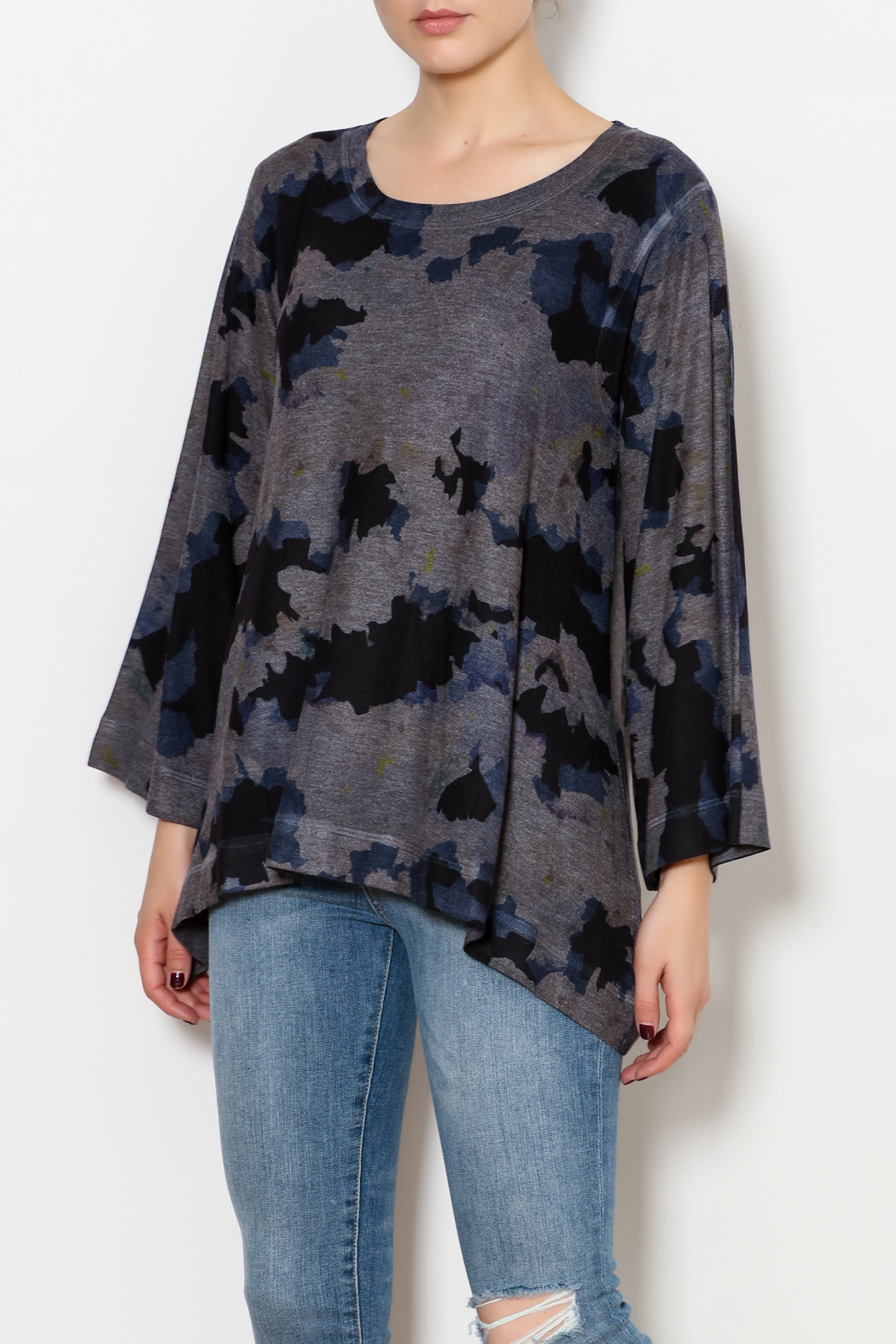 Nally & Millie Floral Top - Main Image