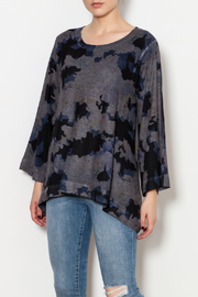Nally & Millie Floral Top - Front cropped