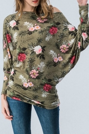 Trend:notes Floral Top - Product Mini Image