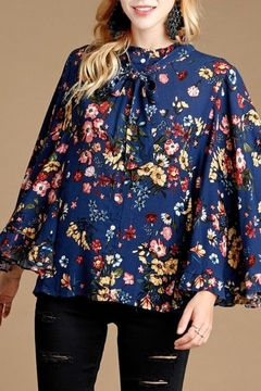Oddi Floral Top - Product List Image
