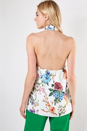 Do & Be Floral Top - Side cropped