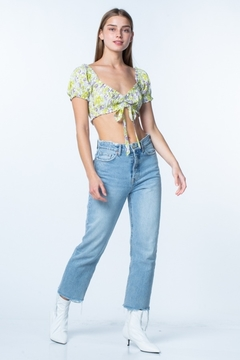 Skylar & Madison Floral Top - Alternate List Image