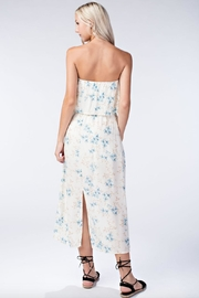 Honey Punch Floral Tube-Top Maxi-Dress - Other