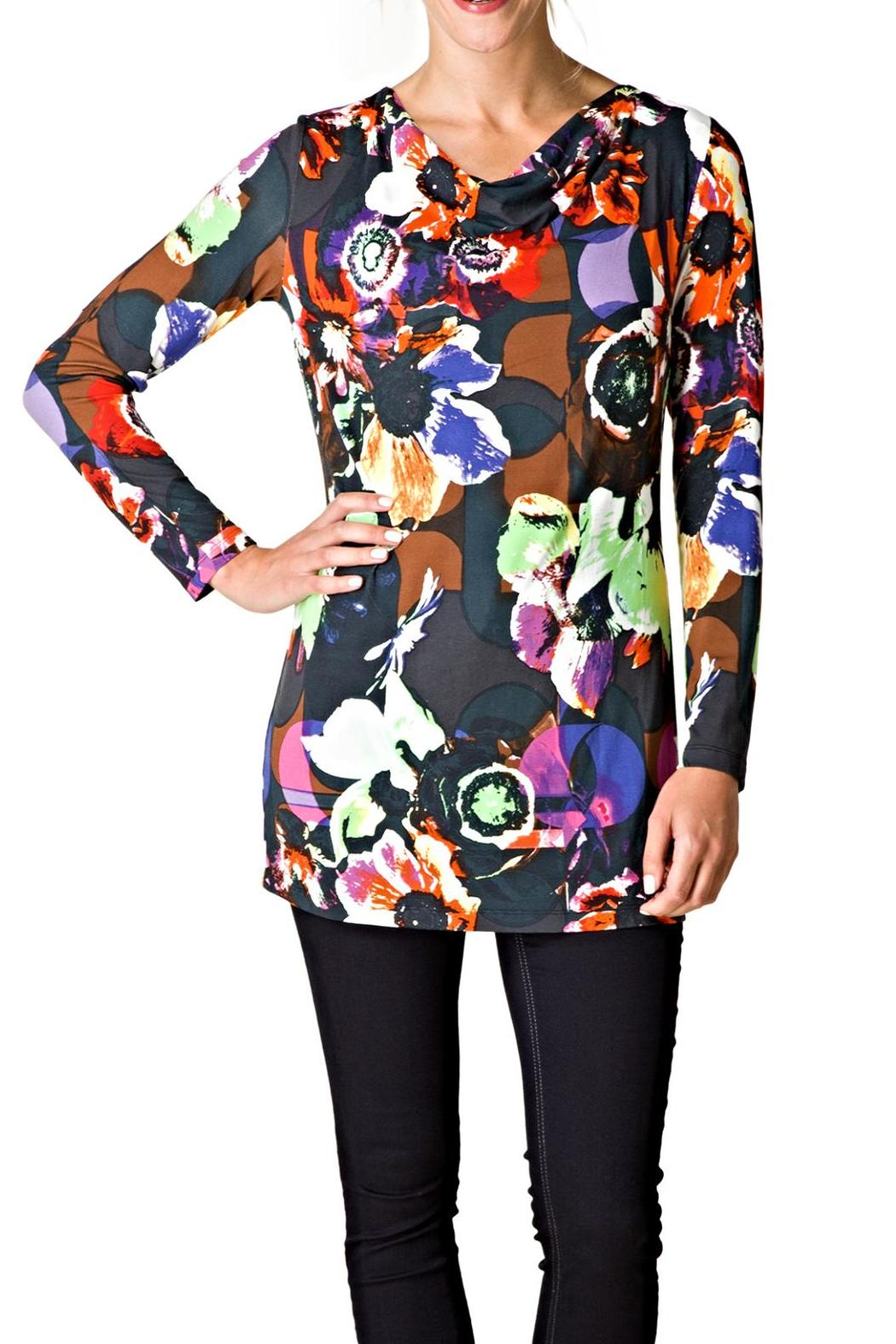 Yest Floral Tunic - Main Image