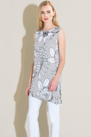 Clara Sunwoo Floral Tunic - Front cropped