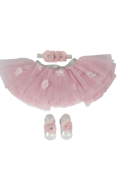 Shoptiques Product: Floral Tutu Set
