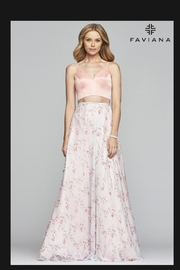 Faviana Floral Two Piece - Product Mini Image
