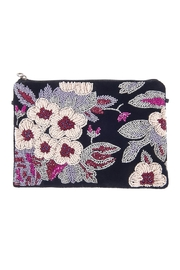 From St. Xavier  Floral Velvet Clutch - Product Mini Image