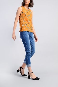 Glamorous Floral Vest Top - Product List Image