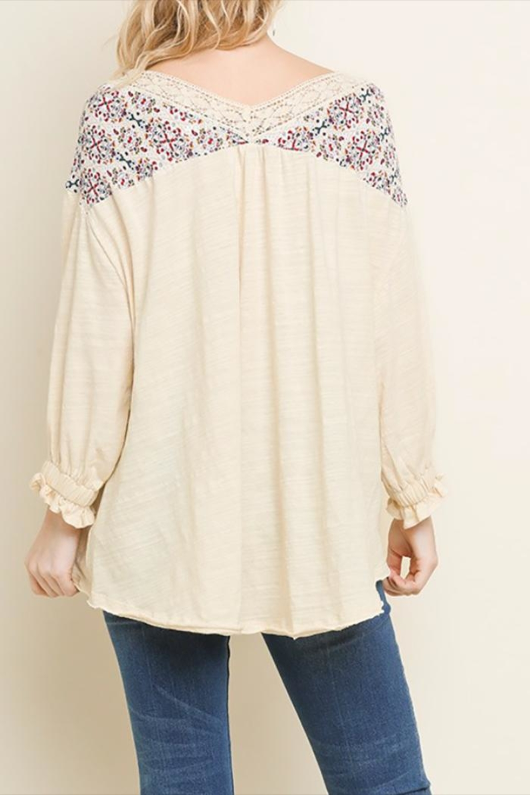 1d5003ac65333f Umgee USA Floral Vneck Top from Mississippi by Angie s Boutique ...