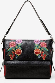 DESIGUAL Floral Woven Messenger - Product Mini Image