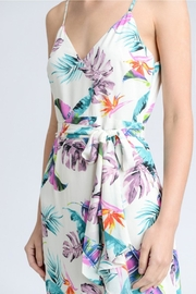 storia Floral Wrap Dress - Other