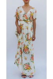 Illa Illa Floral Wrap Dress - Product Mini Image