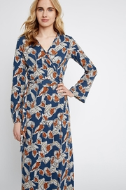 People Tree Floral Wrap Dress - Product Mini Image