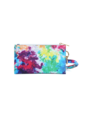 Memories Floral Wristlet - Front cropped