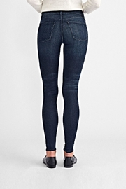 DL1961 Florence Mid-Rise Skinny - Back cropped
