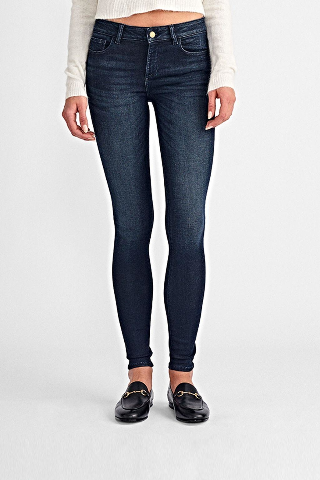 DL1961 Florence Mid-Rise Skinny - Main Image