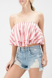 Sneak Peek Florence Off-The-Shoulder Top - Product Mini Image
