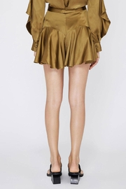 Acler Florence Silk Short - Side cropped