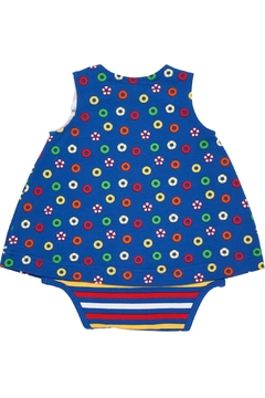 Florence Eiseman Button Flower Romper - Alternate List Image