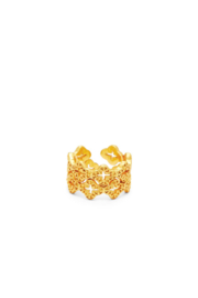 The Birds Nest FLORENTINE STACKING RINGS - Product Mini Image