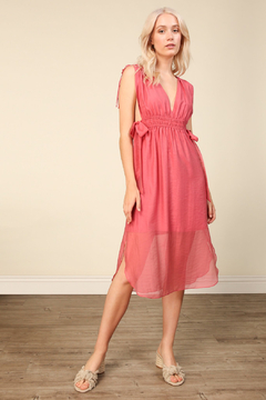 Line & Dot Floresta Dress - Product List Image
