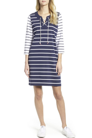 Tommy Bahama Floricita Lace-Up Shift Dress - Product Mini Image