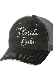 Imagine That Florida Babe Hat - Front cropped