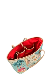 Spartina Florida Map Tote - Side cropped