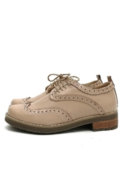 MIYE COLLAZZO Floripa Leather Shoe - Product Mini Image