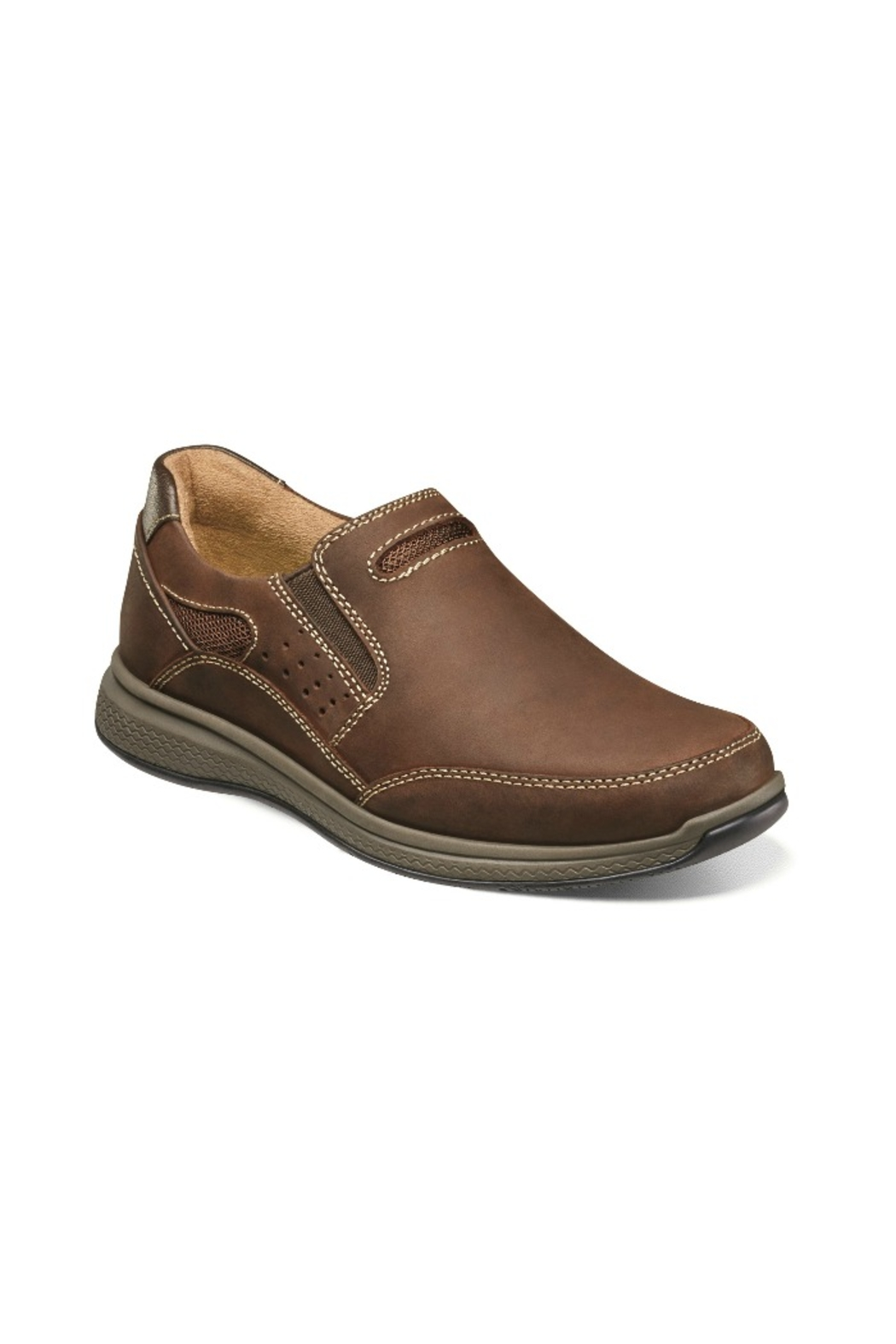 Florsheim Great Lakes Jr. Sports Slip On - Front Cropped Image