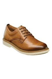 Florsheim Supacush Plain Toe Oxford Jr. in Cognac - Product Mini Image