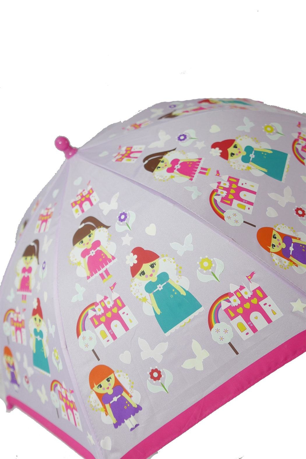 FLOSS & ROCK Color Changing Umbrella - Front Full Image